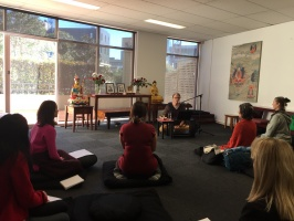 Face to face seminar series led by Jakob Leschley at the Sydney Practice Centre